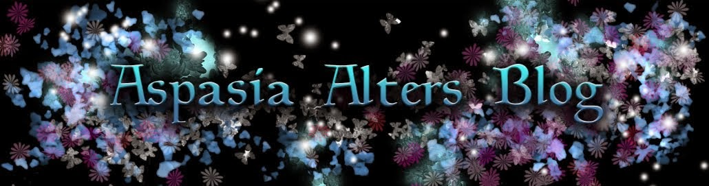 Aspasia Alters Blog