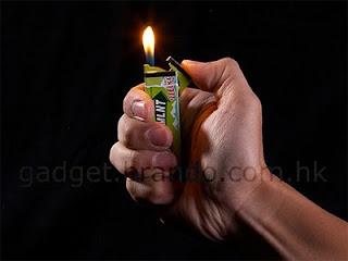 5 Korek api gas paling unik