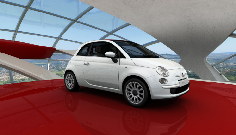 2012 fiat 500c small car wallpaper. Black Bedroom Furniture Sets. Home Design Ideas