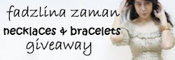 Necklaces & bracelets giveaway