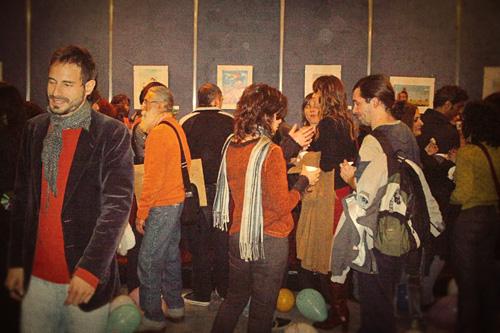 Muestra del Foro de Ilustradores de Argentina