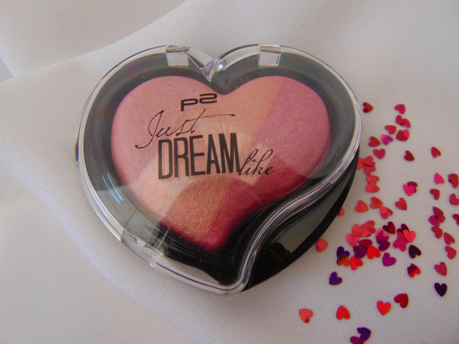p2 Limited Edition:Just dream like - endless love trio blush - Greatest Wish - www.annitschkasblog.de