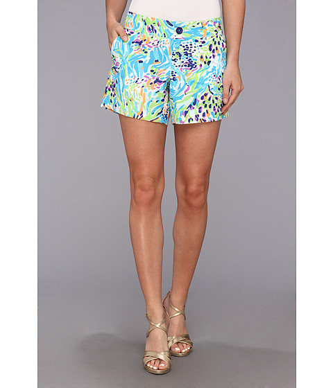 lilly pulitzer callahan shorts on sale free shipping