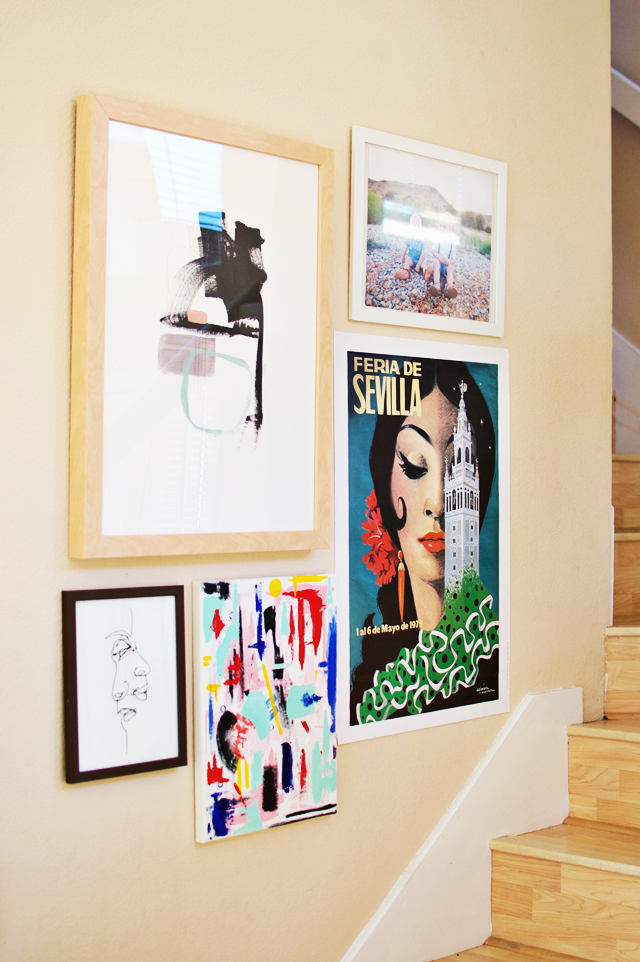 How To Pick Art And Tips For Creating A Gallery Wall