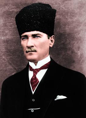 Mustafa Kemal Atatürk Biography
