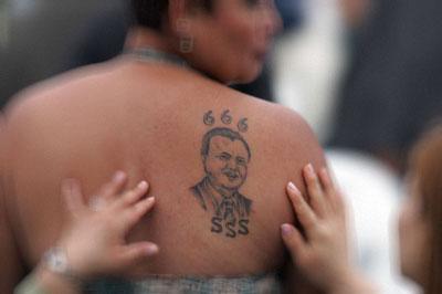 Tatuajes 666