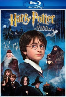 Filme Harry Potter E A Pedra Filosofal BluRay 720p Dual Áudio