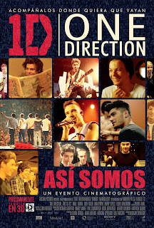 One Direction: Asi Somos (2013)