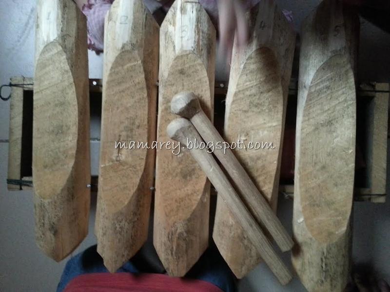 alat muzik tradisional, kulintangan