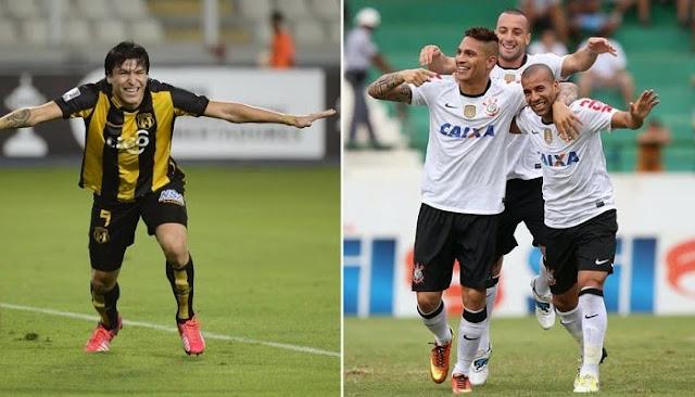 Guarani vs Corinthians en vivo