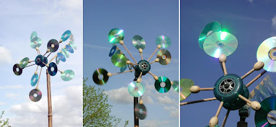 20 Creative and Cool Reuse Of CDs (20) 19