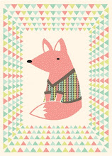 Fairisle Fox - Etsy