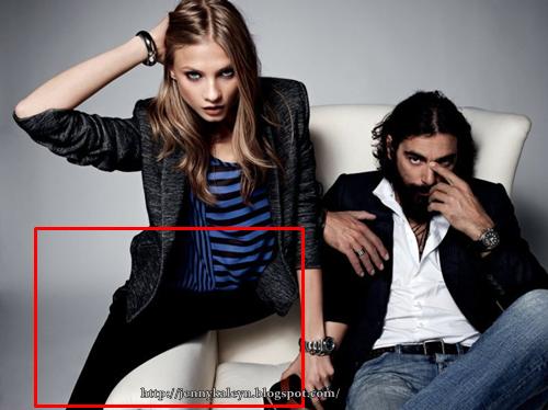 LOL 10 Gambar Photoshop Model yang FAIL dan Bangang