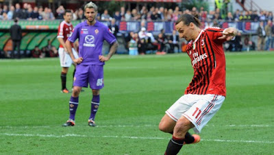 Milan Fiorentina 1-2 highlights