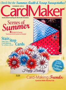 Card Maker Summer 2014