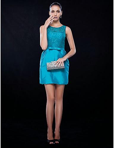 Hermosos vestidos de noche con encaje | Moda y Tendencias