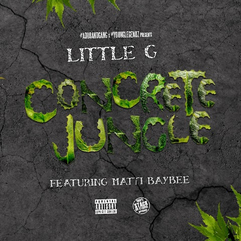 SONG REVIEW: Little G (Feat.Matti Baybee) - Concrete Jungle