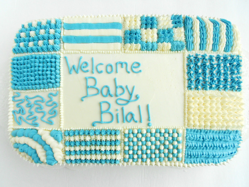 Baby Shower Quilt Cake Confessions Of A Confectionista