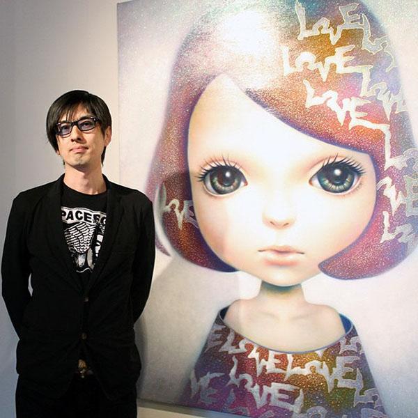 Yosuke Ueno (上野陽介) - http://www.spaceegg77.com/