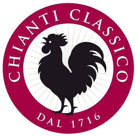 new gallo nero chianti classico wine logo