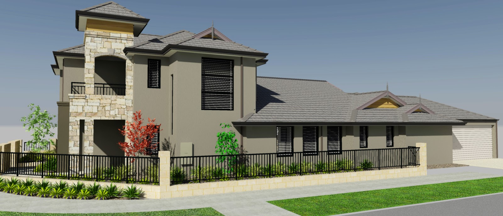 3 Story House Designs Australia House Design Ideas