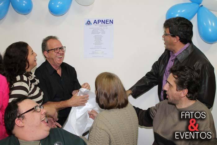 Inauguração da sede social