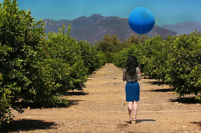 blue balloon  catherine masi  (photo by myriah bujak)