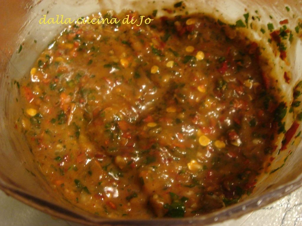 dalla cucina di Jo'': Bistecche di coppa di maiale marinate
