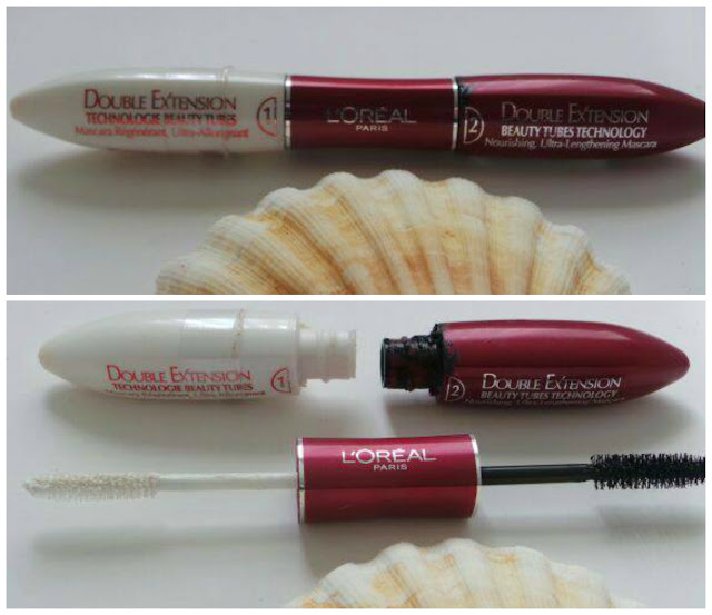 Image of Loreal Paris Double Extension Mascara
