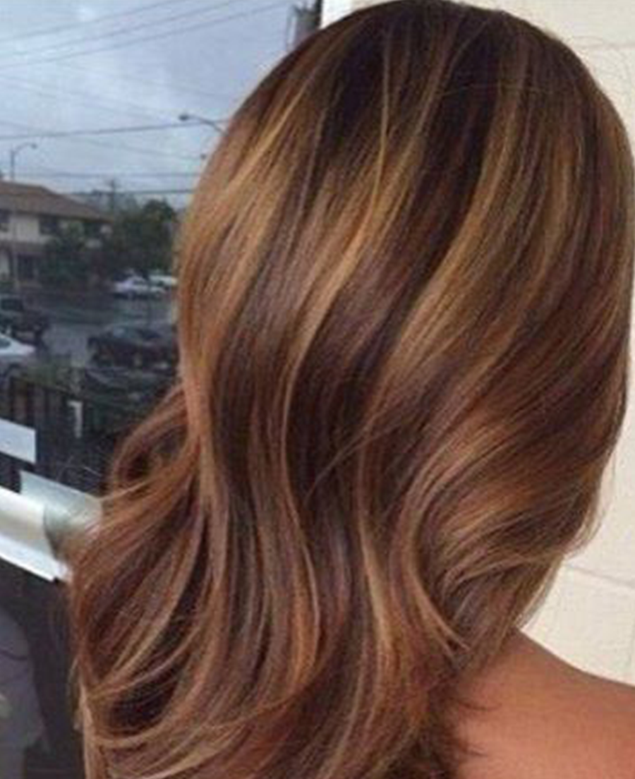 Straight Hair Styles Ideas