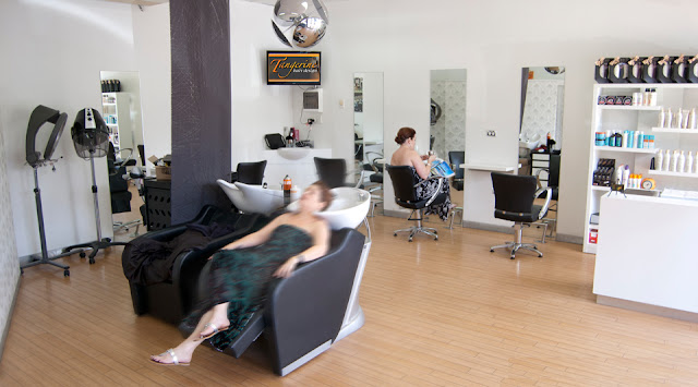 The Tangerine Hair Design Salon