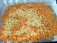 queso rallado horneado