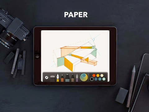 Paper By FiftyThree For iPad
