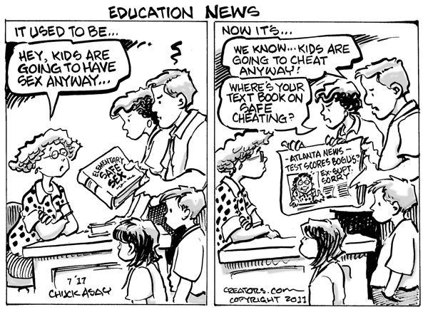 how to teach political cartoons