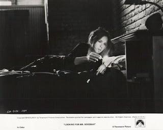 Diane Keaton Smoking Cigarettes