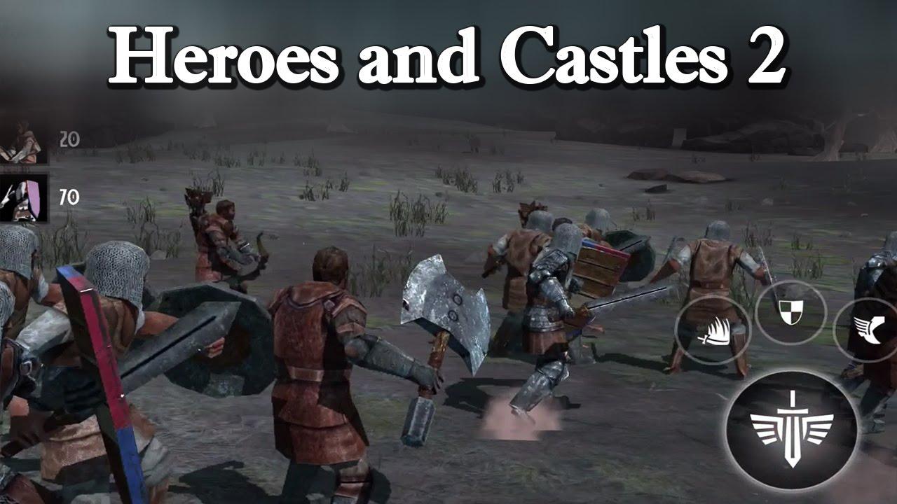 Скачать heroes and castles 2 1. 00. 12. 1~4 для android.