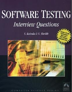 SOFTWARE TESTING INTERVIEW QUESTIONS S. KOIRALA
