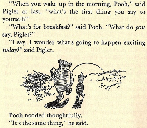 Winnie the pooh poems for weddings