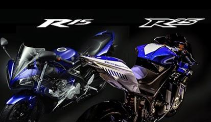 Yamaha YZF R15 dan R25 Harga Knalpot Racing terbaru 2014