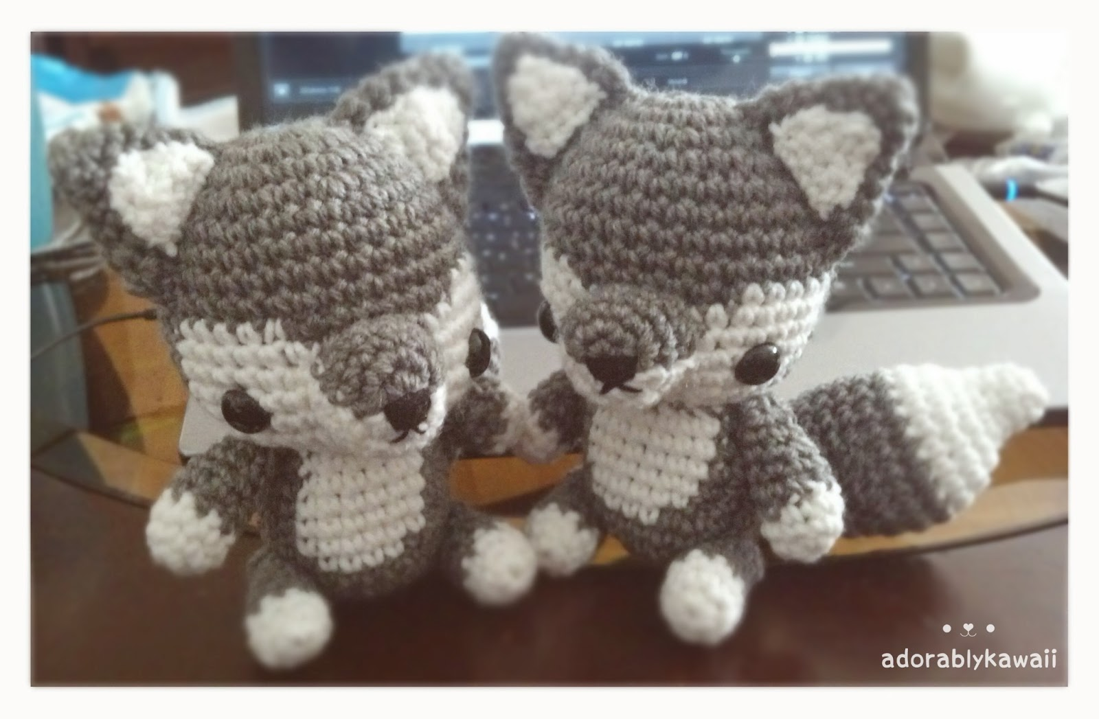 Baby Wolf Amigurumi : Adorably Kawaii: May 2013