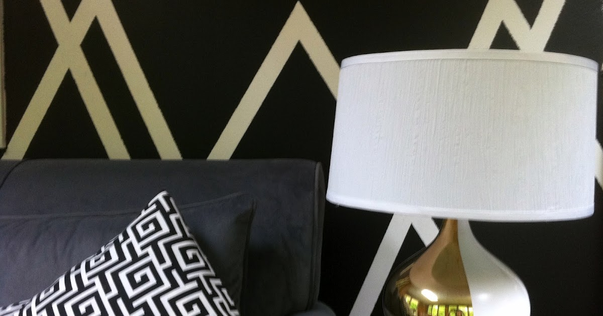 White Drum Shade Chandelier For Guest Room