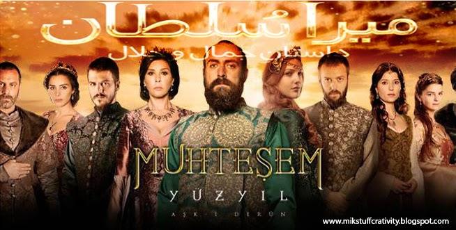 Muhtesem Yüzyil - Mera Sultan