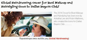Oscar for Best Makeup and Hairstyling Goes to Dallas Buyers Club!