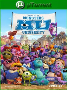 Descarga Monstruos University