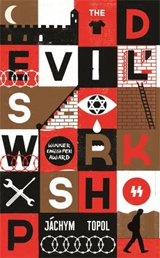 The Devil's Workshop: a novel by Jáchym Topol