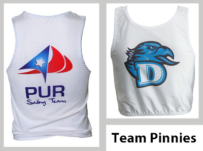 Annapolis Performance Sailing APS Crugear Pinnies Custom Team Gear