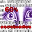 En Colombia son asesinados el 60% de los sindicalistas asesinados en el mundo