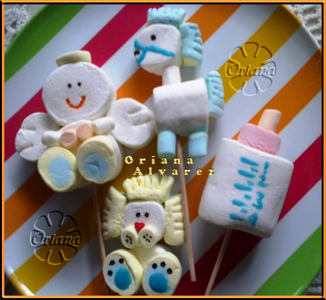 Pinchos De Chocolates: agosto 2011