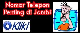 NOMOR TELEPON PENTING