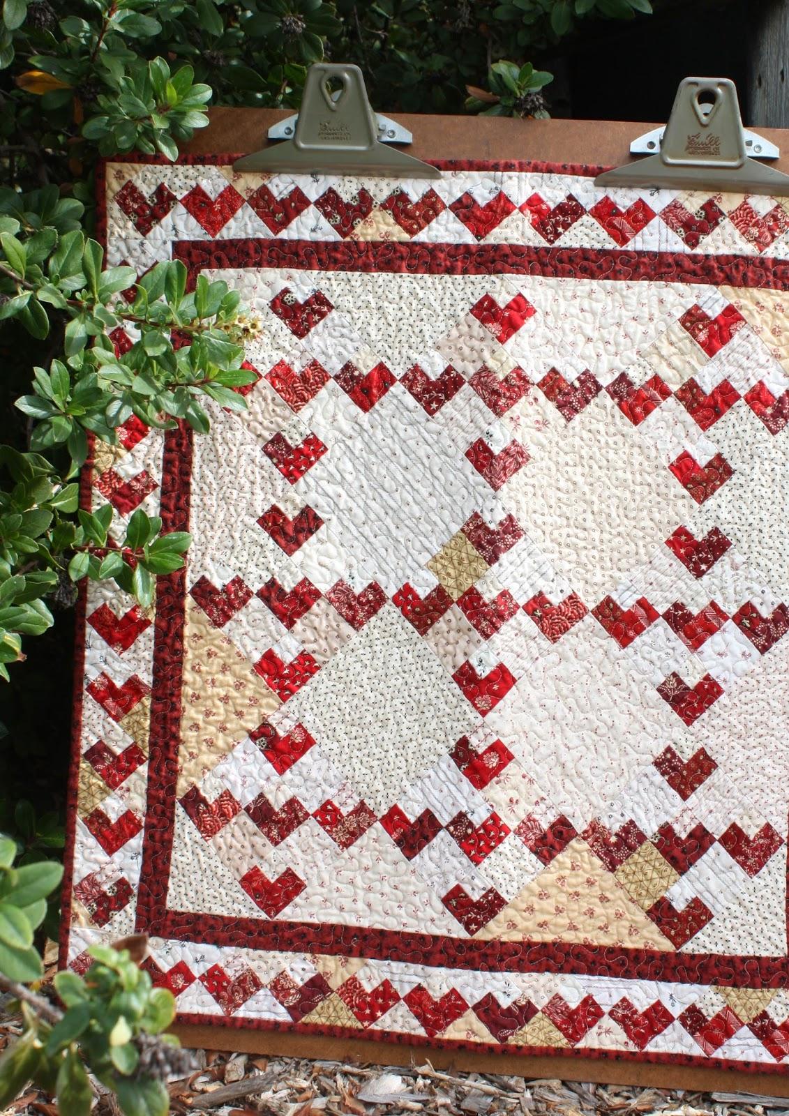Temecula Quilt Company: Happy Valentine's Day : temecula quilt company - Adamdwight.com